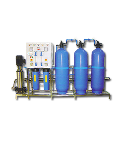 1000 LPH Commercial RO Plant in Delhi