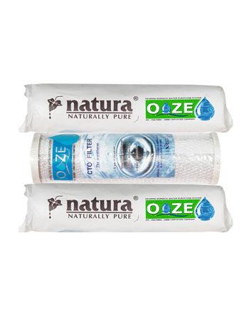 Oozze Spun Candle Carbon Block Filter 10 inch
