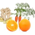 Detox your body with these 5 Amazing Drinks Orange Carrot & Ginger Juice