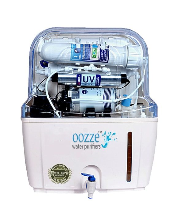 Oozze Water Purifiers on Rent - Super Plan