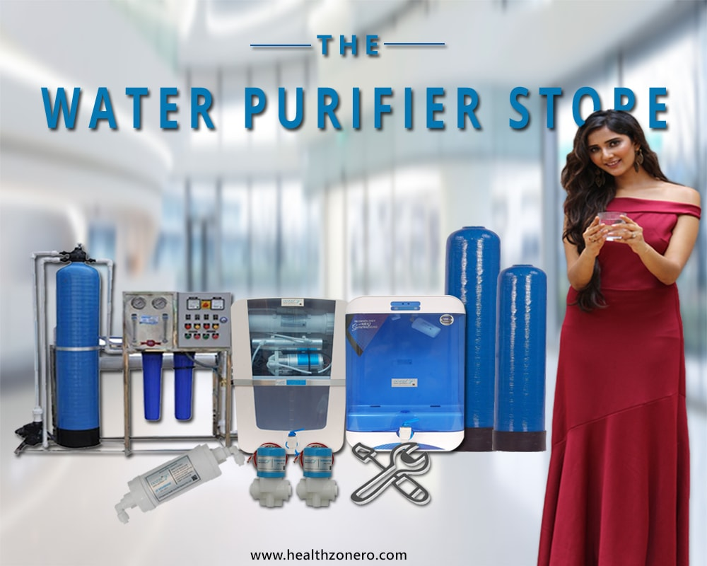Health Zone RO - the complete Water Purifier Store