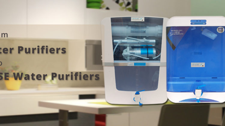 Water Purifiers on Rent - wise choice for healthy life