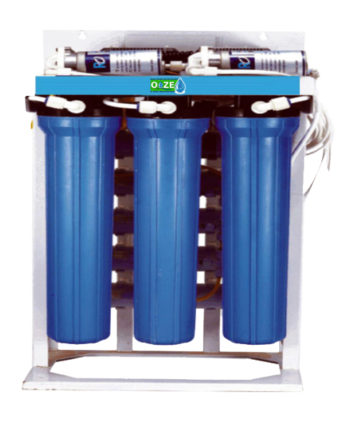 25 LPH Commercial RO Plant