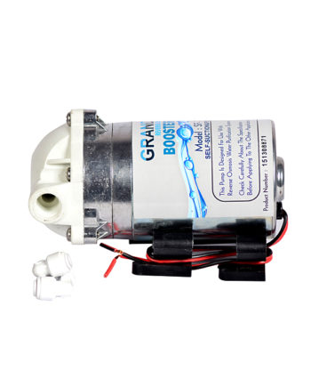 RO Booster Pump 75 gpd