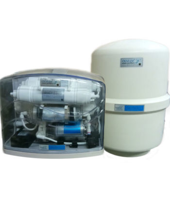 Oozze Compact Under the Counter Alkaline Water Purifier