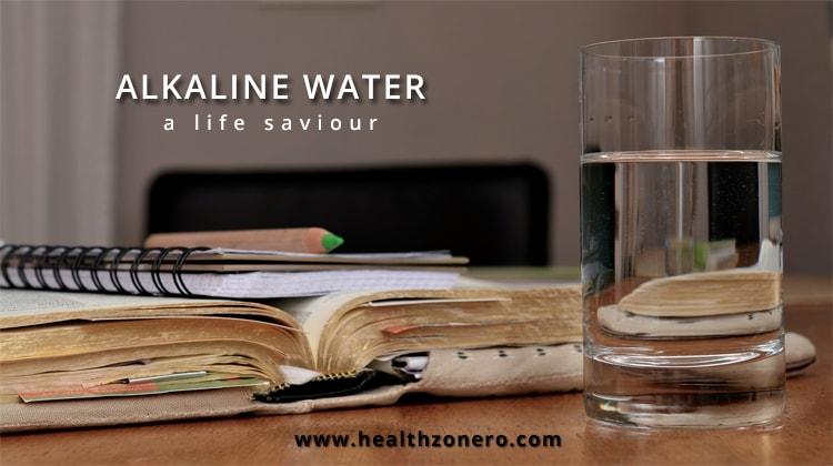 Alkaline water: A life Saviour