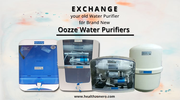 Why Exchange the Old Water Purifier?