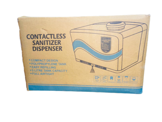 Contactless Sanitizer Dispenser by Health Zone RO