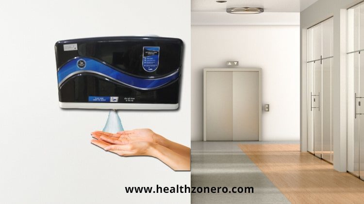 Embrace the power of Sanitization by Health Zone RO